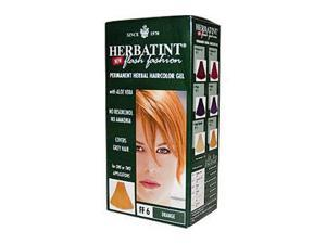 Herbatint 582379 Haircolor Kit Flash Fashion Orange Ff6 1 Kit