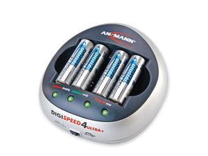 Ansmann 5707153/US Ansmann Digispeed 4 Ultra Plus Battery Charger