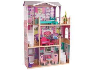 """KidKraft Elegant 18"""" Doll Manor - 65830"""