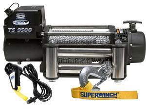 "SUPERWINCH 1595200 Electric Winch,8-39/64 "" H,Wire"