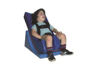 Skillbuilders 30-1083 Floor Sitter Seat and Wedge X-Large