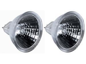 Northern International GL22620-2 2 Count 20 Watt 12V MR16 Bulbs