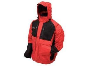 Frogg Toggs Firebelly Toadz Jacket Black/Red