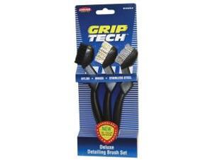 Carrand 92004 Deluxe Detail Brush 3 pack