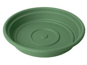 Bloem SDC1442 14-Inch Dura Cotta Saucer Living Green - 12-Pack