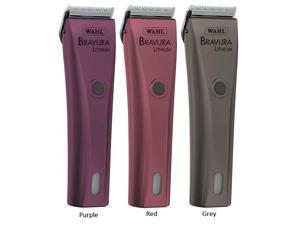 Wahl WA0425 79 WA Bravura Lithium Clipper Kit Purple