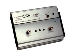 Channel Plus DA-500A 18dB Fixed Gain Amplifier