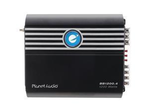 PLANET AUDIO BBD1200.4 Big Bang 1200W Class 4-Channel Digital Amplifier