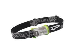 Princeton Tec FUEL4-GR/GN Fuel LED Head Torch - Gray/Green