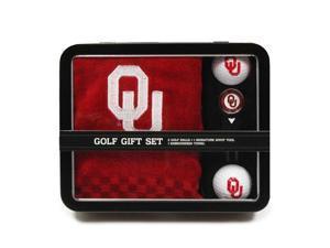 Team Golf 24478 University Of Oklahoma Golf Gift Set