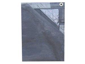 Erickson 57056 6ftX8ft HD Mesh Tarp Black