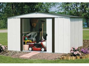 Arrow Shed NW108 Newburgh 10ftx8ft Steel Storage Shed