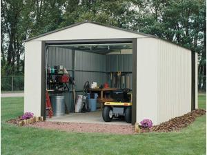 Arrow Shed VT1431 Vinyl Murryhill 14ftx31ft Steel Storage Shed