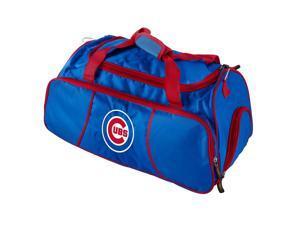 Logo 806293506720 Chicago Cubs Athletic Duffel Team Color