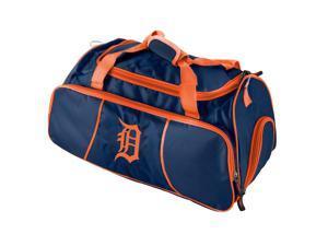 Logo 806293511724 Detroit Tigers Athletic Duffel Team Color