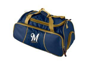 Logo 806293516729 Milwaukee Brewers Athletic Duffel Team Color