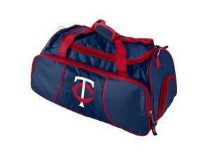 Logo 806293517726 Minnesota Twins Athletic Duffel Team Color
