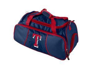 Logo 806293529729 Texas  Rangers Athletic Duffel Team Color
