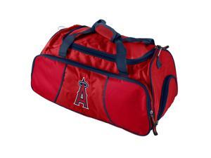 Logo 806293501725 Los Angeles Angels Athletic Duffel Team Color