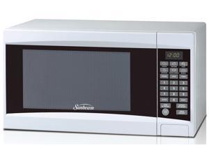 Sunbeam SGD2701 19.5-inch X 14-inch X 11.25-inch White Sunbeam Digital Microwave