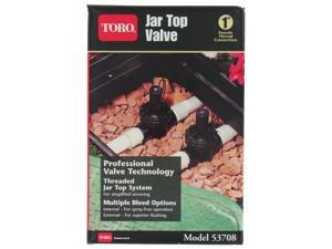 The Toro Company 53708 1-inch In-Line Jar Top Valve