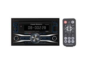 Power Acoustik PCD_42B 2Din CD Receiver 32GB USB