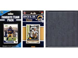 C and I Collectables 2013RAMSNTSC NFL St. Louis Rams Licensed 2013 Score Team Se
