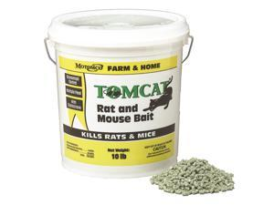 Motomco Ltd 198869 10 Lb Tomcat Rat and Mouse Bait Pellets