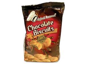 CoffeePro Tea Biscuits, 12BG/CT, Chocolate