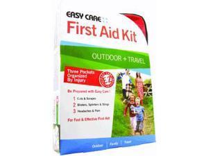ADVENTURE MEDICAL 0009-0699 Adventure Medical Firs Aid Kit, EZ Care