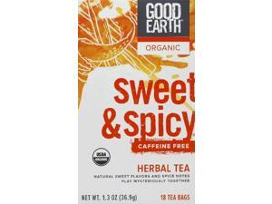Good Earth Herbal Tea 18ea Pack of 6