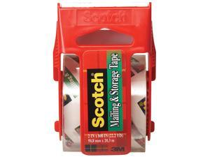 3m 165 Scotch Mail Tape With Dispenser