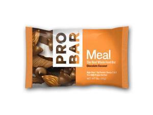 ProBar 1191550 Organic Chocolate Coconut Bar Case Of 12 3 Oz