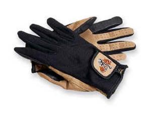 Browning 3070118803 Mesh Back Shooting Gloves