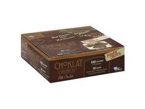 Power Crunch 633701 Power Crunch Bar Dark Chocolate Case Of 12 1.4 Oz