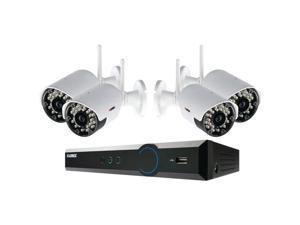 Lorex LH03045GC4W Eco 4Ch Stratus DVR 4Cams