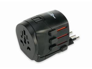 Ansmann 1809-0000 All In One Universal Travel Adapter