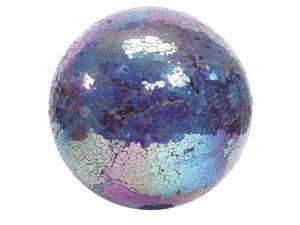Very Cool Stuff GLMTBP10 Mosaic Glass Gazing Globe
