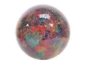 Very Cool Stuff GLMTLF10 Mosaic Glass Gazing Globe