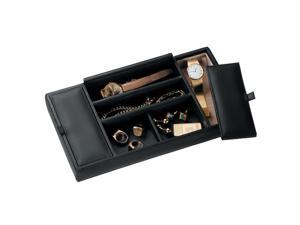 Royce Leather 125-11 Mens Valet Tray