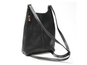 Royce Leather VLSLBP-BLK Vaquetta Sling Backpack