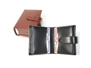 Royce Leather Aristo Double Decker Playing Card Set, Black - 601-BLK-AR
