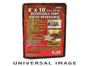 Erickson 57035 Reversible Tarp 16Ft X 20Ft