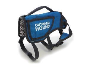 Kyjen 3071 Outward Hound ThermoVest Medium Blue