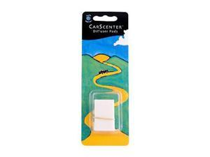 Scenter Car Replcmnt Pads - 10 PADS,(Earth Solutions)