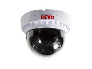 REVO America RCVD2812-1BNC Elite 900 TVL Indoor/Outdoor BNC Vandal Proof Dome Su