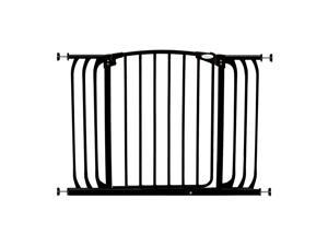 DreamBaby F170B Hallway Security Gate Black