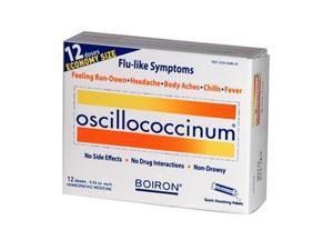 Oscillococcinum-12 Doses - Boiron - 12 - Doses