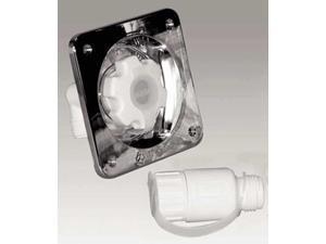 Jabsco 45Psi Water Pressure Regulator Flush Mount Chrome