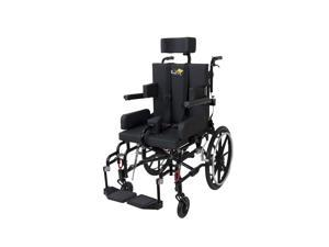 Wenzelite kg 2000 Kanga TS Tilt In Space Wheelchair - Adult - 20-inch Seat